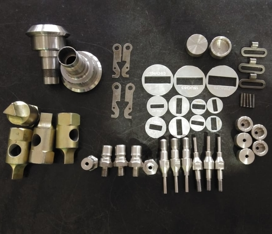 PRECISION TOOL AND DIES INDUSTRY